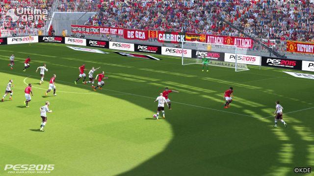Los modos de juego de PES 2015, en vídeo
