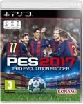 PES 2017: Pro Evolution Soccer PS3