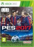 PES 2017: Pro Evolution Soccer XBOX 360