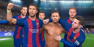 Análisis de PES 2017: Pro Evolution Soccer