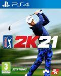 portada PGA TOUR 2K21 PlayStation 4