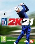portada PGA TOUR 2K21 Google Stadia