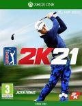 PGA TOUR 2K21 portada