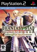 Phantasy Star Universe: Ambition of the Illuminus PS2