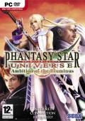 Phantasy Star Universe: Ambition of the Illuminus PC