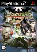 Phantasy Star Universe PS2