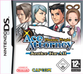 Phoenix Wright Justice For All DS