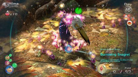 El tercer DLC de Pikmin 3, con Olimar como invitado, al detalle en imágenes