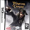 Piratas del Caribe - En el Fin del Mundo DS