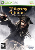 Piratas del Caribe - En el Fin del Mundo XBOX 360