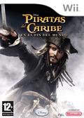 Piratas del Caribe - En el Fin del Mundo WII