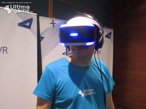Sony hace un descuento en su pack de realidad virtual, con la cámara de regalo
