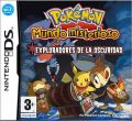 Pokemon Mysterious Dungeon: Blue Rescue Force DS