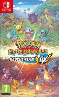 Pokemon Mystery Dungeon Rescue Team Dx portada