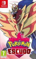portada Pokémon Espada y Escudo Nintendo Switch
