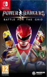 Power Rangers: Battle For The Grid SWITCH