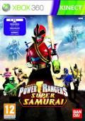 Power Rangers Super Samurai XBOX 360