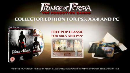Prince of Persia: The Forgotten Sands - El príncipe asalta tu DS