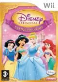 Princesas Disney: Un viaje encantado WII