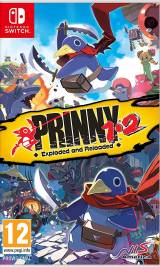 Prinny 1-2: Exploded and Reloaded SWITCH