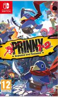 Prinny 1-2: Exploded and Reloaded portada