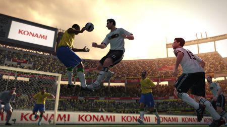 Pro Evolution Soccer 2010 - Así se juega en Wii