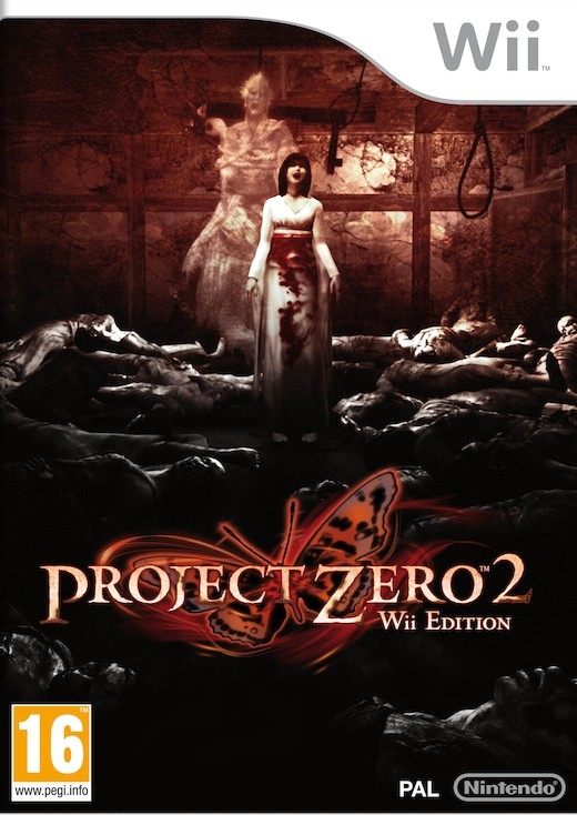Project Zero 2 Wii Version