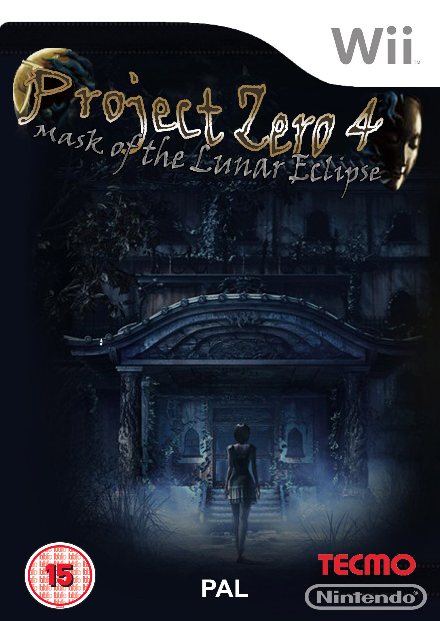 Project Zero IV: Mask of the Lunar Eclipse Wii comprar: Ultimagame