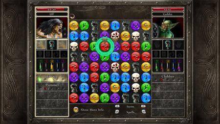 Puzzle Quest 2 - Descubre los detalles más impactantes de la secuela