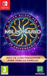 ¿Quien Quiere Ser Millonario? 20 Aniversario SWITCH
