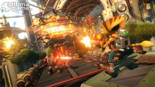 Ratchet y Clank imagen 5