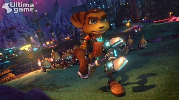 Ratchet y Clank imagen 4