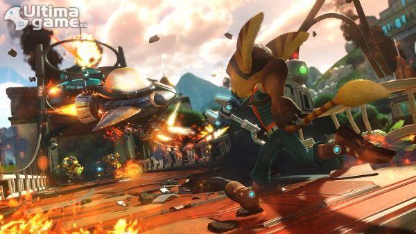 Ratchet y Clank imagen 3