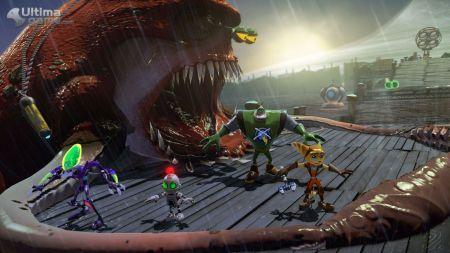 Ratchet Clank Todos Para Uno Opinion Para Ps3 En Ultimagame