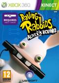 Raving Rabbids: Vivitos y Okupando el Salón XBOX 360