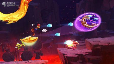 Ubisoft nos detalla los extras de las versiones PS4 y Xbox One de Rayman Legends con un nuevo vídeo