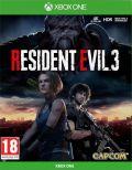 Resident Evil 3 portada