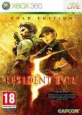 Resident Evil 5: Gold Edition XBOX 360