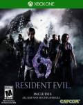 Resident Evil 6 ONE