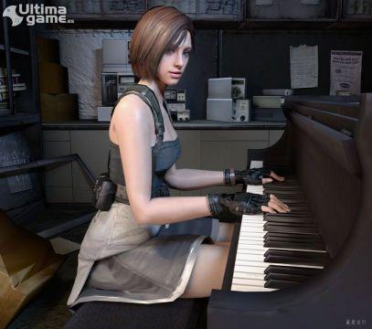 Jill Valentine, la heroína de Resident Evil imagen 3