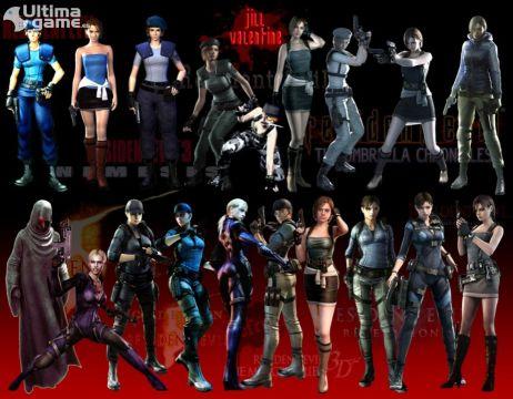Jill Valentine, la heroína de Resident Evil imagen 4