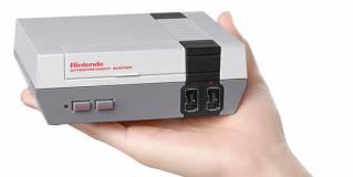 Revive la época dorada de los videojuegos con la nueva consola Nintendo Classic Mini: Nintendo Entertainment System