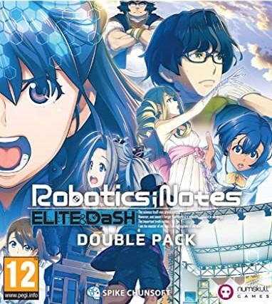 Robotics;Notes ELITE & DaSH