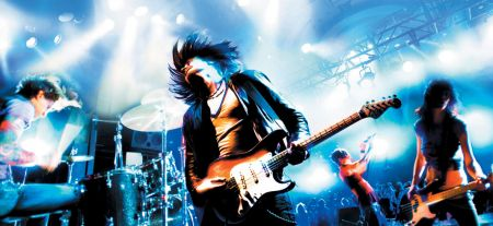 Rock Band - ´Meant to Live´ de Switchfoot y otras canciones, disponibles en Rock Band Music Store