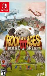 Rock Of Ages 3: Make & Brake SWITCH