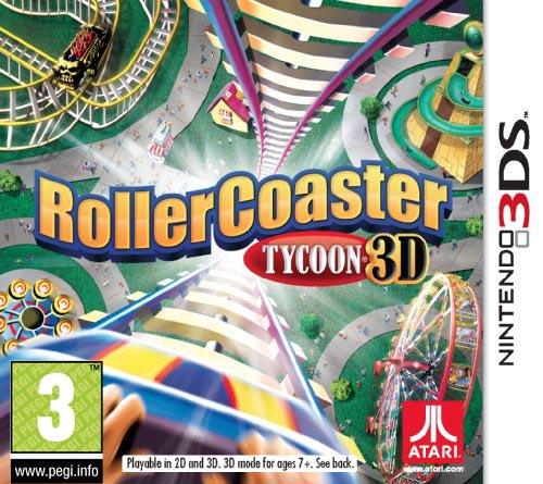 Roller Coast Tycoon 3D