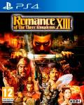 Romance of the Three Kingdoms 13 PS4