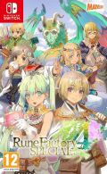 portada Rune Factory 4 Nintendo Switch