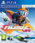 RUSH VR portada
