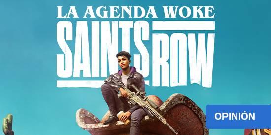 Saints Row, y la agenda WOKE